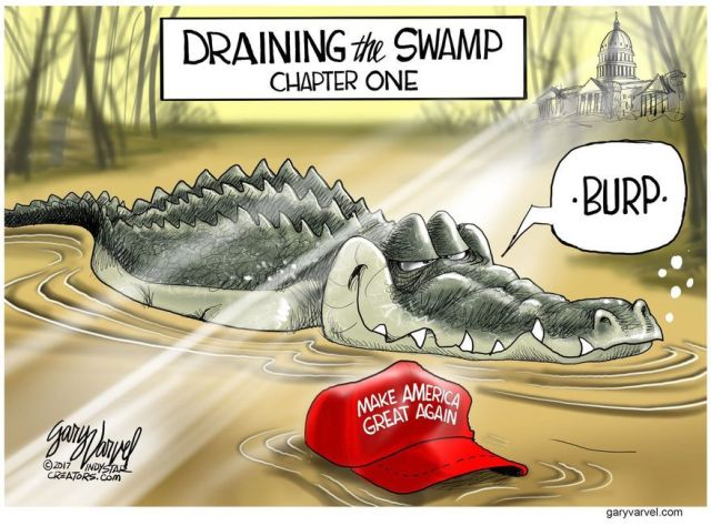 Draining the Swamp_ Chapter One